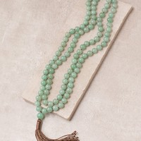 High-Energy Green Aventurine Mala