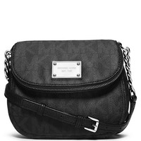 Michael Michael Kors Jet Set Item Flap Crossbody