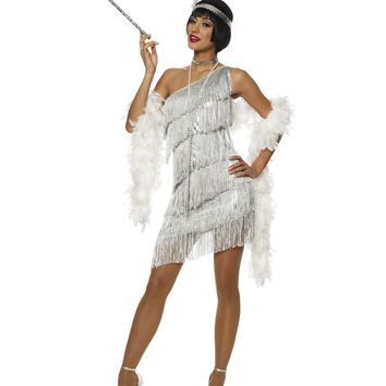 Dazzling Flapper Adult Womens Costume