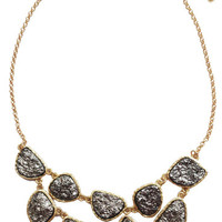 Grey Druzy Necklace - My Jewel Candy