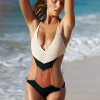 Crochet Monokini - Victoria's Secret