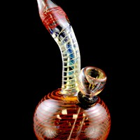 Mini Color Changing Water Pipe - WP1406
