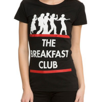 The Breakfast Club Dance Logo Girls T-Shirt