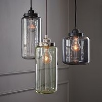 Perforated Metal Industrial Pendant Shades