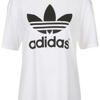 Trefoil Tee by Topshop for adidas Originals - Topshop