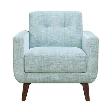 ROSS ACCENT CHAIR CITY BLUE