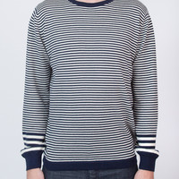 Merino Stripe Sweater