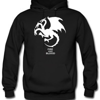 FIRE AND BLOO hoodie