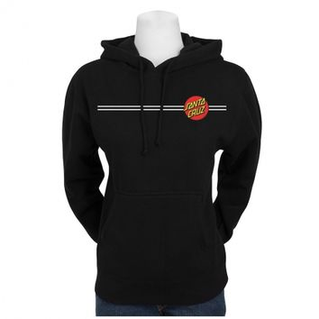 Classic Dot Juniors Pullover Hooded L/S