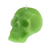 Icon Brand Voodoo Skull Candle Fluorescent Green One Size For Men 23605750001