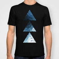 Frozen Still T-shirt by Timothy Davis | Society6
