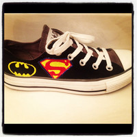 MADE TO ORDER - Superhero Converse