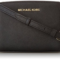 Michael Kors Women's Selma Mini Messenger Bag