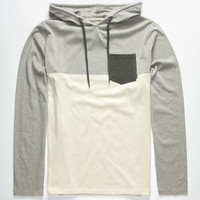 Billabong Shifty Mens Lightweight Hoodie Heather  In Sizes