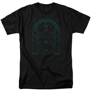 Lord Of The Rings - Doors Of Durin T-Shirt
