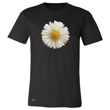 Zexpa Apparel™ Real 3D Daisy Men's T-shirt Flower Cool Cute Embossed Tee