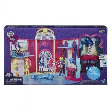 My Little Pony Canterlot High Playset (pack of 1 EA)