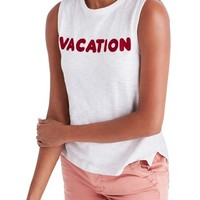 Madewell Vacation Embroidered Tank | Nordstrom