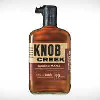Knob Creek Smoked Maple Bourbon | Uncrate