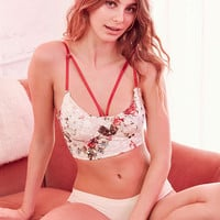 Out From Under Evelyn Applique Bustier - Urban Outfitters