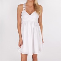French Connection Women's Contemporary Sleeveless Voile Dress at Von Maur