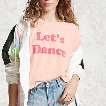 Let's Dance Graphic Tee