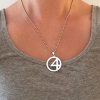 Fantastic Necklace - Stainless Steel