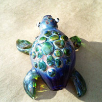 Pipe Sea Turtle Hand Pipe