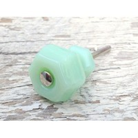 Jadeite (Mint Green Milkglass) Knob