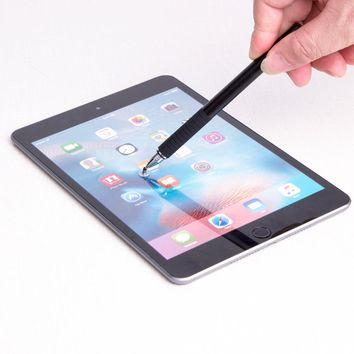 1Pc Phone Tablets Capacitive Touch Screen Pen 12.3CM Sucker Phone Stylus High-Precision Drawing Pen For iPhone iPad Tablet PC