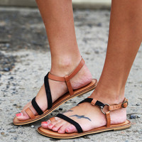 BC Footwear 'Mother Lode' Sandal – The Rage