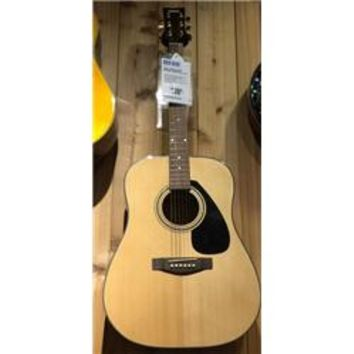 Yamaha Used Yamaha SCF08 Natural Acoustic Guitar | GuitarCenter
