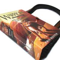 Book Purse Warriors Skyclan's Destiny for Cat by retrograndma