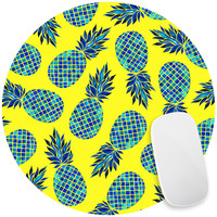 Pineapple Lush Mouse Pad Decal