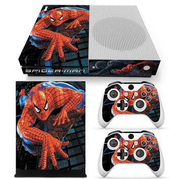 XBox One Spiderman +  2 controllers Skin