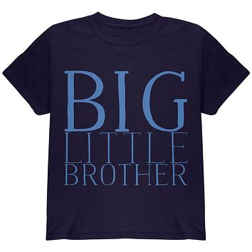 Big Little Brother Youth T Shirt
