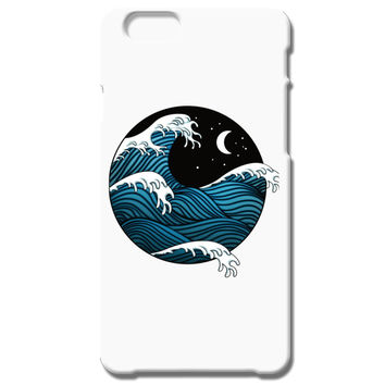 Wave In Circle IPhone 66S Plus Case