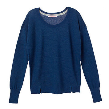 Split-hem Crewneck Sweater - Victoria's Secret