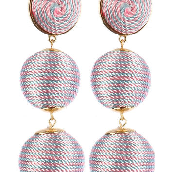 Chunky Ball Earrings