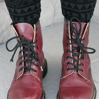 Vintage Red Dr Martens (Ruby) from E-Vintage