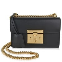Padlock Chain Shoulder Bag
