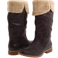 Timberland Earthkeepers?- Shoreham Tall Fold Down Dark Brown - Zappos.com Free Shipping BOTH Ways
