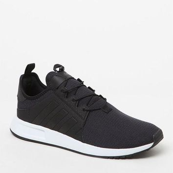 ONETOW adidas X_ PLR Black and White Mesh Shoes at PacSun.com