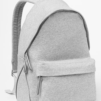 Gap Jersey Backpack Size One Size - Heather gray
