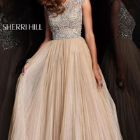 Sherri Hill Ball Gown 2984