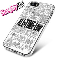 All Time Low Band iPhone 4s iphone 5 iphone 5s iphone 6 case, Samsung s3 samsung s4 samsung s5 note 3 note 4 case, iPod 4 5 Case