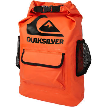 Quiksilver Sea Stash Backpack - 1221cu in Quik Red, One
