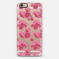Sakura Spring Pattern iPhone 6 case by Haidi Shabrina | Casetify