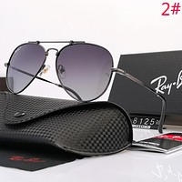 Ran Ban Fashion New Polarized Sunscreen Drive Business Casual Eyeglasses Glasses