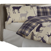 AlpenHome Chickasha 100% Cotton Duvet Set